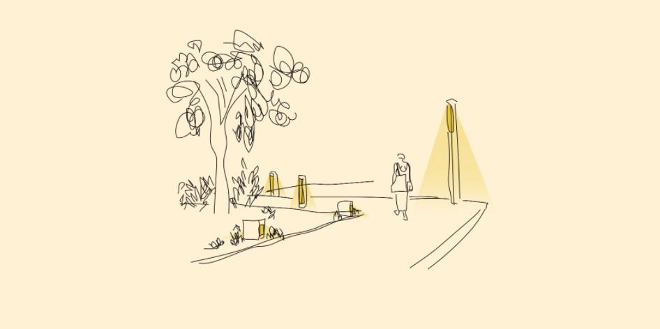 Nuevo Catalogo iluminación Barcelona dibujo