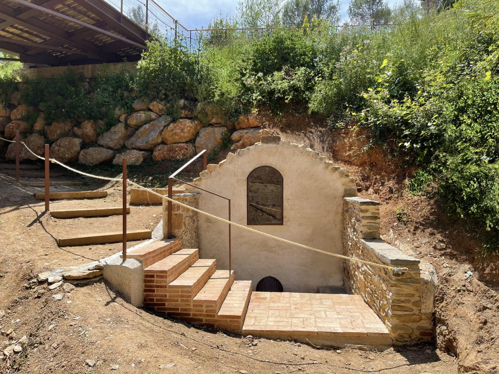 restauro font patrimoni aigua